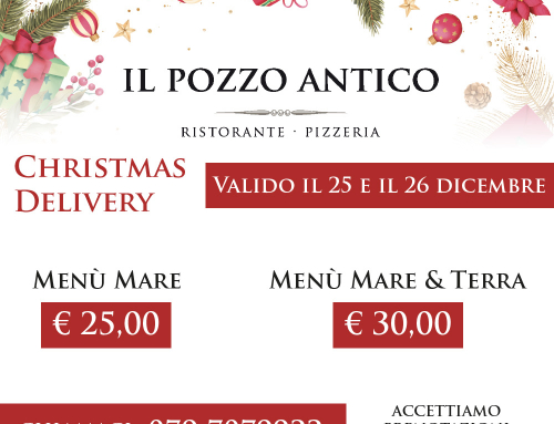 A Natale scegli il nostro Christmas Delivery